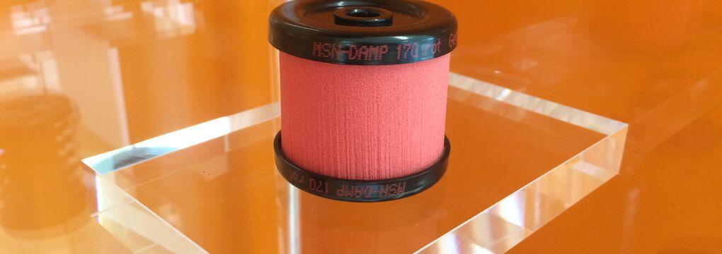 Getzner Isotop MSN-DAMP
