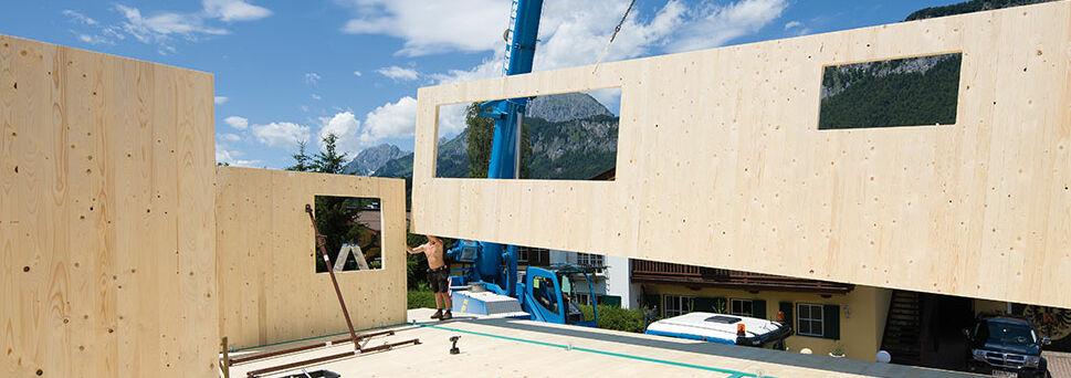 Holzbau-Einbau St.Johann, Tirol
