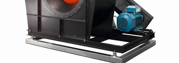 Ventilatorlagerung Isotop SD