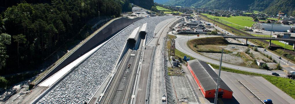 Gotthard Tunnel