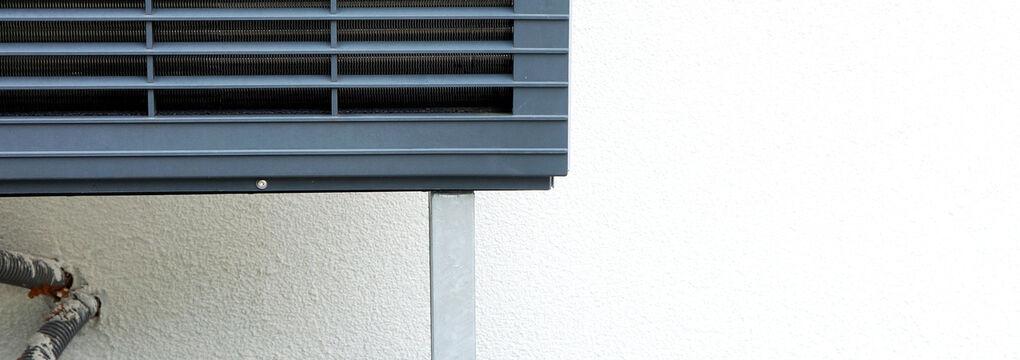 Bearing of a heat pump, outdoor unit