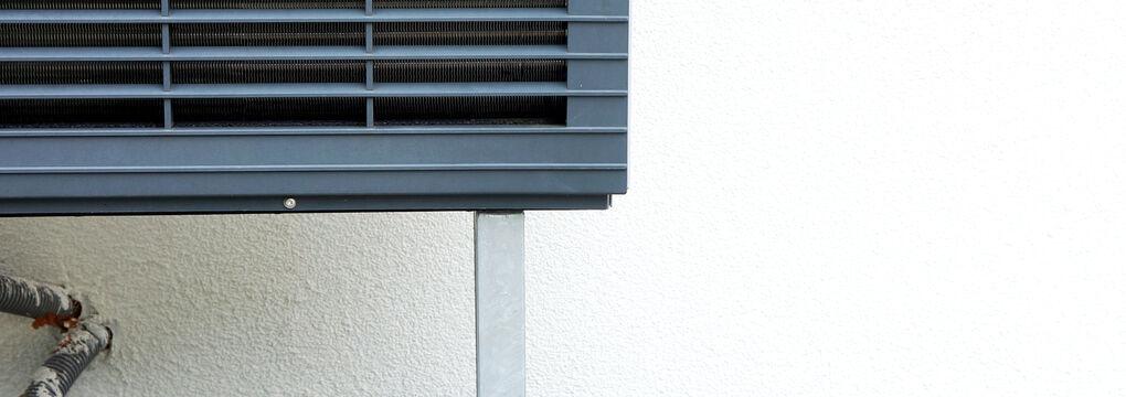 Bearing of a heat pump
