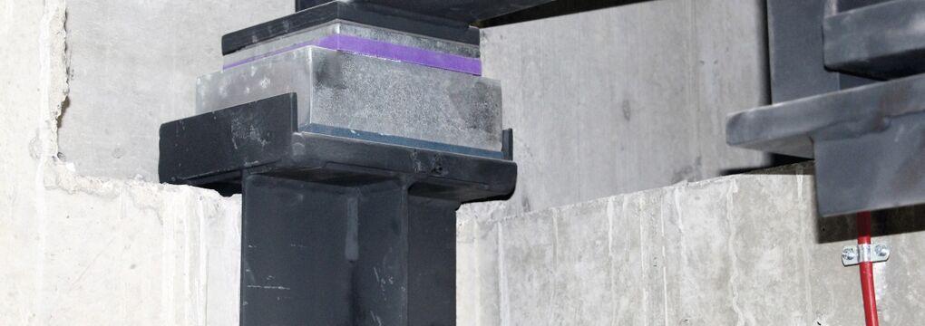 Getzner Bauakustik Isotop SE-DE