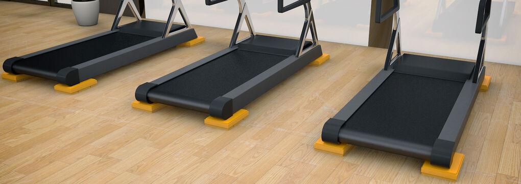 g-fit Treadmill Pads