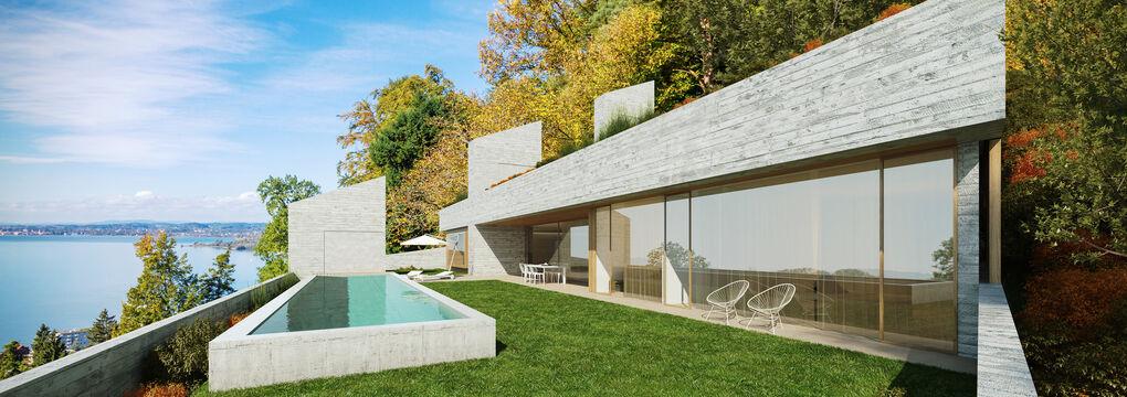 Villa Aurea © q-rt Raum GmbH