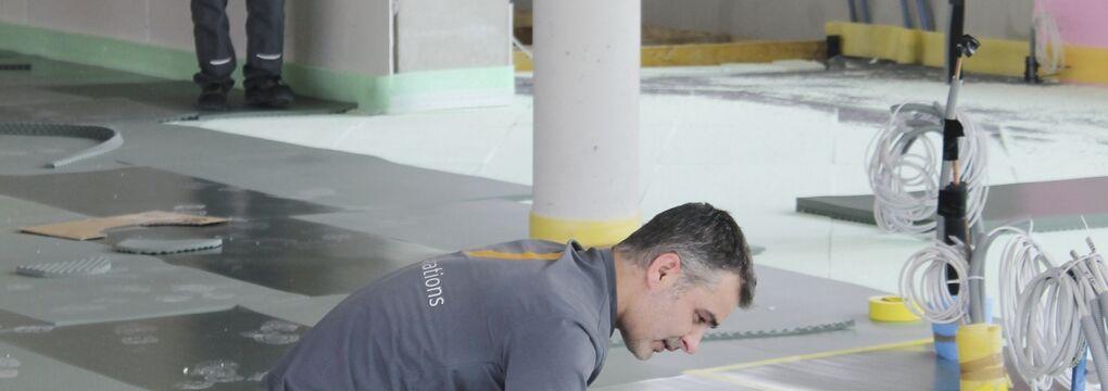 Getzner Acoustic Floor Mat