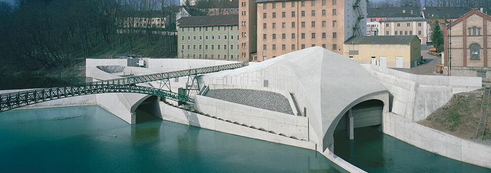Wasserkraftwerke Kempten