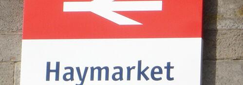 ScotRail Heymarket