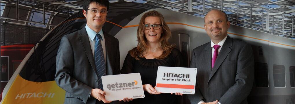 Getzner Hitachi