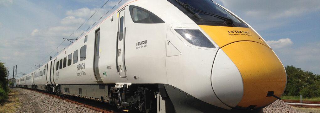 Hitachi T1 on Rails