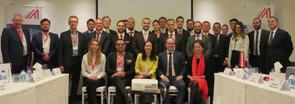 Austrian Jordanian Business Forum 2018