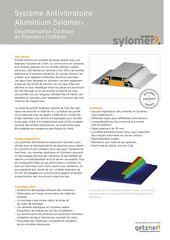 Data Sheet Sylomer Aluminium Vibration Damper FR