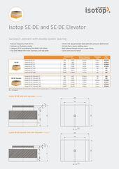 Data Sheet Isotop SE-DE EN