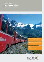 Case Study Rhaetian Railway, Graubünden (CH) DE