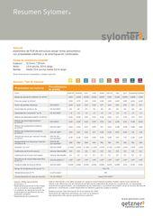 Data Sheet Overview Sylomer ES EN