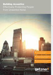 Brochure Building Acoustics EN