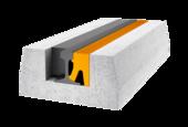 Profil de garniture de gorges de rails