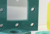 Matériau en polyuréthane pour amortir les chocs