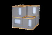 Bearing of modules