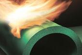 Isolation des vibrations dans les zones présentant un risque d'incendie