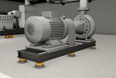 Bearing of pumps