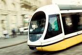 Innerstädtischer Verkehr (Stadt- und U-Bahn)