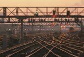 Standard-gauge railway