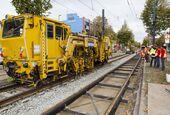 Erfolgreiche Realisierung zweier Embedded Rail-Teststrecken
