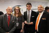 Hitachi zeichnet Getzner mit Production Partner Award aus