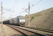 Verbesserung der Gleislagequalität auf der Kohletransportstrecke Daqin, China