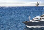 Bateaux et plateformes offshore