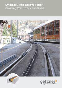 Brochure Sylomer Rail Groove Filler EN