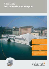 Case Study Wasserkraftwerke Kempten