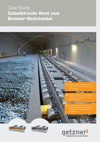 Case Study Zulaufstrecke Nord zum Brenner-Basistunnel
