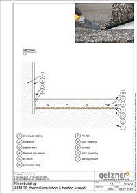Floor build-up AFM 26