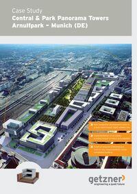 Case Study Central & Park Panorama Towers Arnulfpark – Munich EN