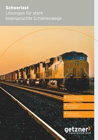 Lösungen für stark beanspruchte Schienenwege