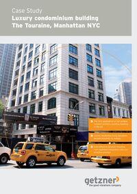 Case Study Luxury Condominium Building The Touraine, Manhattan NYC EN