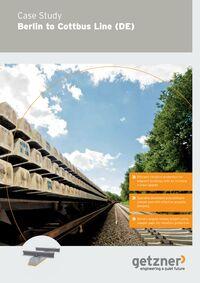 Case Study Berlin to Cottbus Line EN
