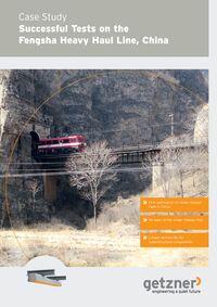 Case Study Fengsha Heavy Haul Line, China EN