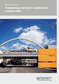 Case Study Erweiterung der East London Line London (UK)