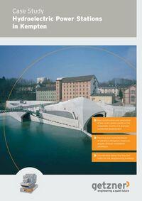 Case Study Hydroelectric Power Stations in Kempten EN