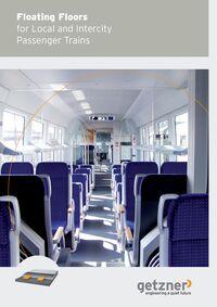Brochure Floating Floors for Local and Intercity Passenger Trains EN