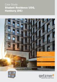 Case Sutdy Sudent Residence UDO, Hamburg (DE)