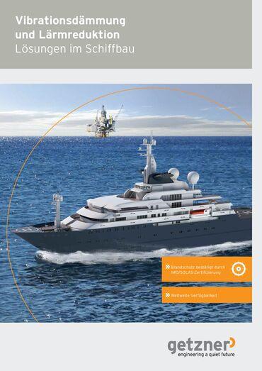 Brochure Vibration Isolation and Noise Reduction, Shipbuilding Solutions DE.pdf