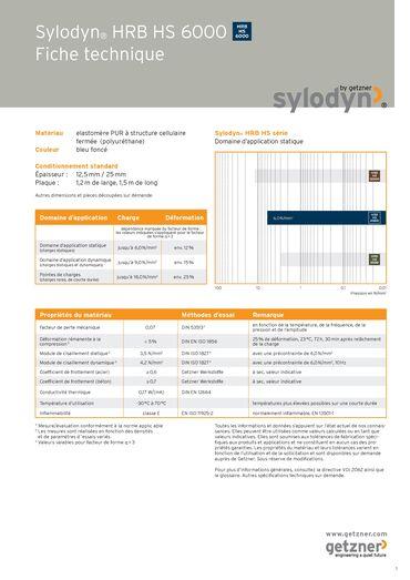 Data Sheet Sylodyn HRB HS 6000 FR.pdf