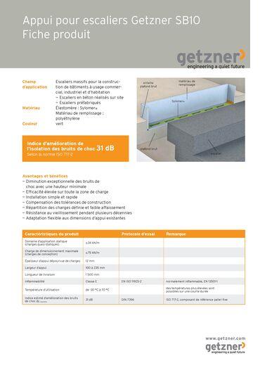 Data Sheet Stair Bearing SB10 FR.pdf
