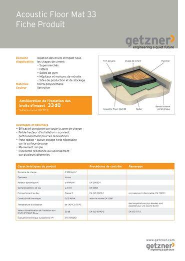 Data Sheet Acoustic Floor Mat 33 FR.pdf