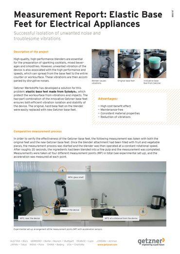 Measurement Report Elastic Base Feet for Electrical Appliances EN.pdf