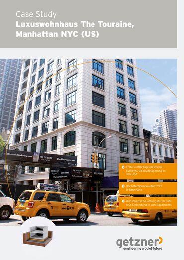 Case Study Luxury Condominium Building The Touraine, Manhattan NYC DE.pdf